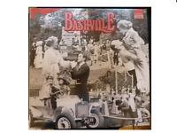 DENIS KING * BASHVILLE MUSICAL SOUNDTRACK * VINYL LP TER 1072 PLAYS GREAT