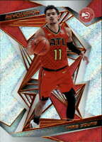 2019-20 Panini Revolution Basketball #13 Trae Young Atlanta Hawks  Official NBA