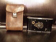 Appareil photo soufflet Eastman Kodak Vest pocket US patents