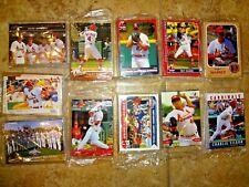 Springfield Cardinals Sysco Baseball Card Sets 2005-2016 St Louis SGA RC