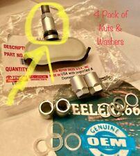 4 X Genuine Toyota Tire Pressure Sensor Tpms Repairseal Kit 04423 0c170