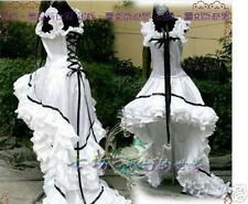 Chi Chobits Sissy Cosplay Costume Gothic Lolita Fancy dress