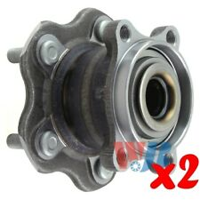 Pack of 2 Rear Wheel Hub Bearing Assembly replace 512373 HA590235 BR930732