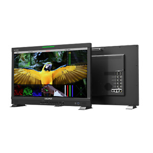 """LILLIPUT 23.8"""" Q23 12G-SDI HDMI 2.0 in&Out Broadcast monitor HDR&3D-LUT + Gold M"""