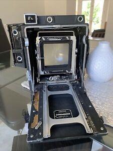 Graflex Crown Graphic Large Format Camera Body Parts or Repairs