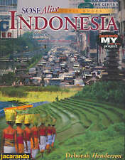 SOSE Alive Topic Books Indonesia by Deborah Henderson BNew FREE SHIPPING