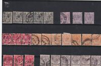 straits settlements stamps ref r10260