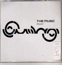 (CU242) The Music, Breakin' - DJ CD