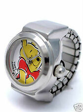TIMEX Winnie the Pooh Ring watch Cute Perfect gift item 3 hand Analog dial new