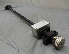Used NSK W2007-386PX-C5Z 25 Inch Travel Linear Actuator