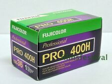 5 rolls FUJI Pro 400H Color Print Film 35mm 36exp 135