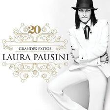 20 Grandes Exitos - Laura Pausini 2 CD Set Sealed New 2013 Spanish Version