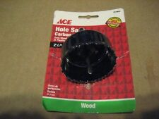 ACE 2114916 2-1/4 CARBON HOLE SAWS  (ACE059-2)