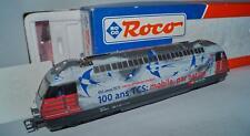 """Roco 43754 E-Lok RE 4/4 460 022-7 der SBB """"100 Jahre TCS"""""""