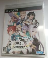 Shining Resonance - PS3 Playstation 3 Japan Import NEW FACTORY SEALED