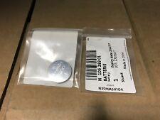 Genuine Audi Key Batteries X2 - N10528301
