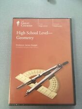 The Great Courses High School Level- Geometry