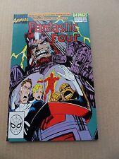 Fantastic Four  Annual 23 .   Marvel 1990  - VF / NM