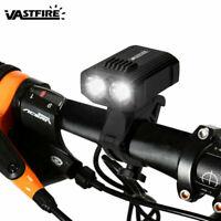 1000LM Bicicleta MTB LED Luz delantera Bici Brillo Faros Noche Lámpara antorcha