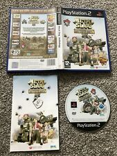 METAL SLUG ANTHOLOGY SONY PLAYSTATION 2 PS2 GAME WITH MANUAL OFFICIAL UK PAL VGC