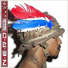 N.E.R.D. (NOTHING CD - SEALED + FREE POST)