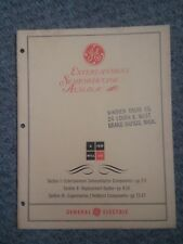 Ge Entertainment Semiconductor Almanac - Components / guide / eperimenter