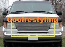 For 99 2000 01 02 03 04 05 06  Ford Econoline E150 E250 E350 Billet Grille Grill