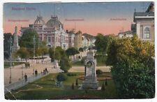 Post Ansichtskarten aus Thüringen