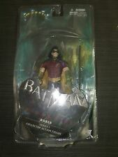 2011 DC DIRECT BATMAN ARKHAM CITY SERIES 1 ROBIN COLLECTOR FIGURE