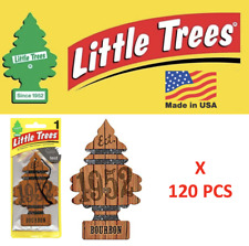 Bourbon Little Trees Freshener air U1P-10975 MADE IN USA Pack of 120