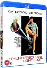 Thunderbolt and Lightfoot - Blu ray NEW & SEALED - Clint Eastwood, Jeff Bridges