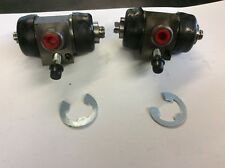 PAIR MG MIDGET 1098 1275 REAR BRAKE WHEEL CYLINDERS 196GWC1102 X 2