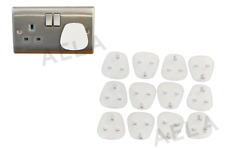 3-24 Socket Plug Covers Baby Safety Proof Children Protector UK 3 Pins Cheapest