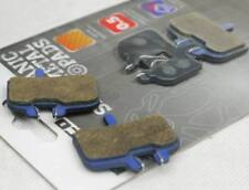 2 PAIRS DISC BRAKE PADS FOR HAYES NINE HFX MAG 9 CARBON PROMAX MADE WITH KEVLAR