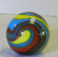 10014m Large .76 Inches Peltier NLR Superman Vintage Marble