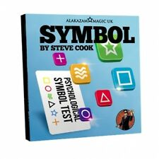 Symbol By Steve Cook  (DVD and Gimmick)