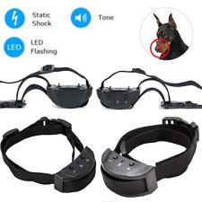 Anti Bark No Barking Tone Shock Control Training Collar for Medium/Large Dog New