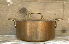 Pre Owned Nice Used ViNtAgE All clad COP-R-CHEF Sauce Pan & Lid - Cookware
