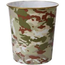 Kids Army Camouflage Bin Multi Terrain Camo Bedroom Office Decor Boys MTP