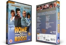 HOME TO ROOST the complete series 1, 2, 3 & 4 box set. 5 discs. New sealed DVD.