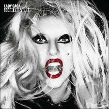 Lady Gaga, Born This Way 2 Disc Set. Marry The Night, Bloody Mary, The Queen.NEW