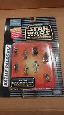Star Wars Action Fleet BATTLE PACK #12 CANTINA SMUGGLERS & SPIES Micro Machines