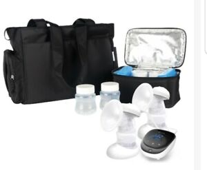 BelleMa E5 Double Electric Breast Pump with Tote and Cooler Pack Hospital Grade