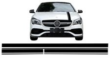Sticker Matt-Schwarz Mercedes CLA W117 C117 A Class W176 W205 C205 A205 AMG Look