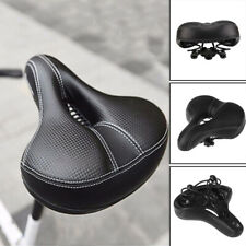 Wide Big Bike Pad Saddle Seat Cycling Moutain Bicycle Soft Waterproof Cover CO