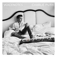Charlie Puth - Voicenotes - New CD Album