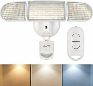 Motion Sensor Lights With Remote Control,Super Bright  Anti-glare lamp