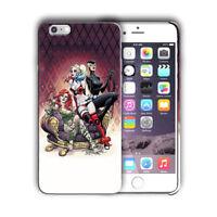 Super Hero Harley Quinn Iphone 4s 5 5s SE 6 7 8 X XS Max XR 11 Pro Plus Case n8