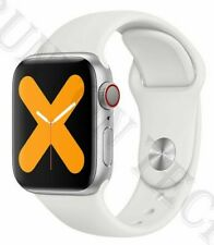 2020 X7 Smart Watch Series 5 - 44mm - Bluetooth Call, Heart rate monitor - WHITE