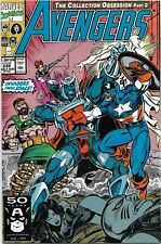 Avengers #335 - VF/NM - Collection Obsession